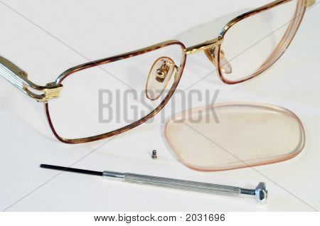 Parts Of Glasses