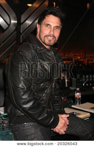 LOS ANGELES - MAY 17:  Don Diamont at the Bold & Beautiful Celebration of their Emmy Nominations at CBS Television City on May 17, 2011 in Los Angeles, CA