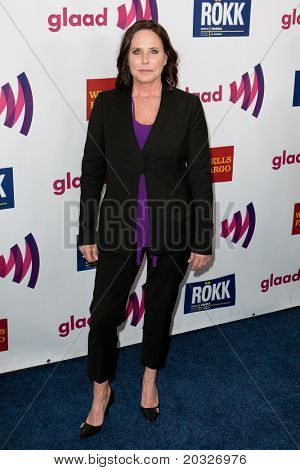 LOS ANGELES - APR 10: I. Marlene King arrives at the 22nd annual GLAAD Media Awards at Westin Bonaventure Hotel on April 10, 2011 in Los Angeles, CA.