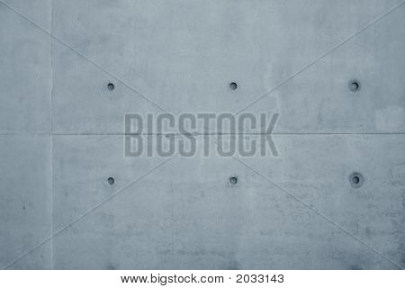 Harsh Concrete Wall