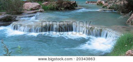 Havasu Falls, Arizona.