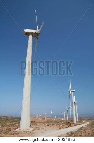 Windfarm Vertical