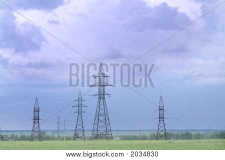 Energy By Transmission Lines