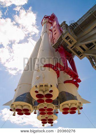 first russian spaceship Vostok