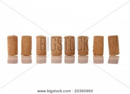 Corks From Bottles Guilt
