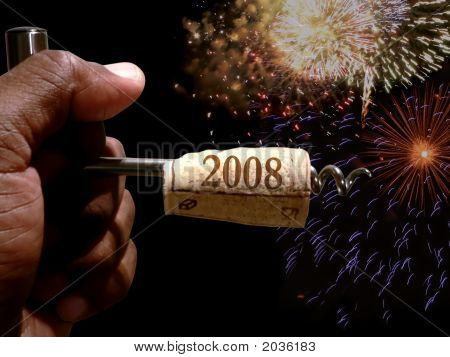 New Years Cork