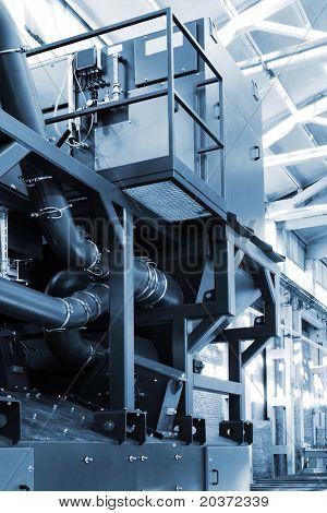 a new sandblasting machine for modern plant