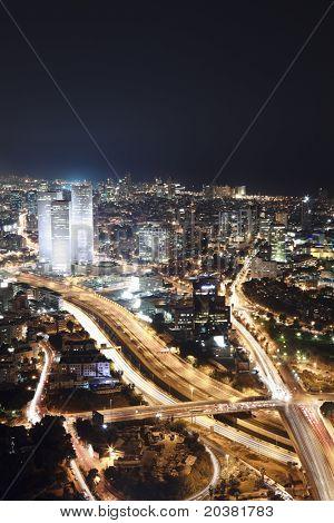 Tel Aviv Central business district - Tel Aviv Office Building