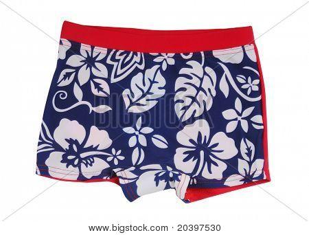 Men's shorts swimming trunks