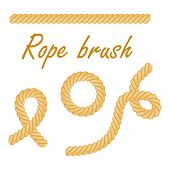 Rope Vector Brush poster