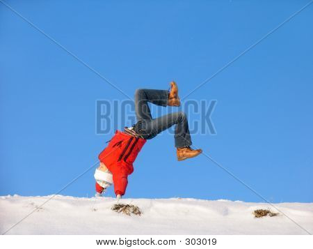 Winter Somersault