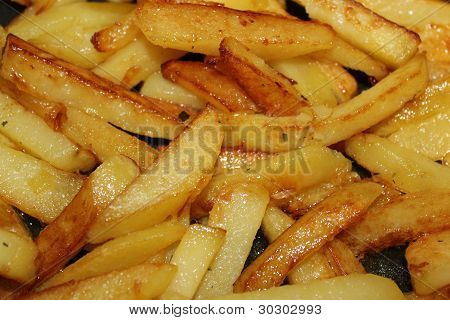 potatoes fried