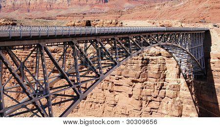 Navajo Bridge at Lee's Ferry