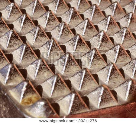 Rusted Macro Closeup