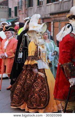 Medieval Venetian Parade