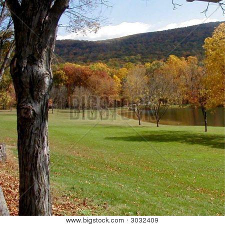 Fall Mountain Ridge