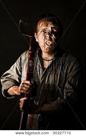 Living Dead Killer Zombie