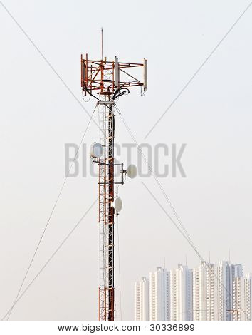 Phone Antenna Pole