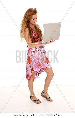 ständige Arbeit laptop
