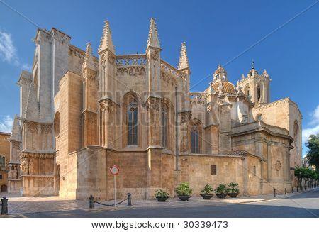 Cathedral in Tarragona