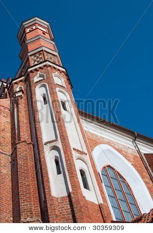 Old Bernardine Church Tower