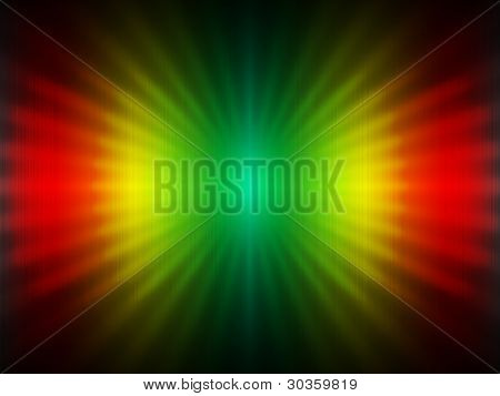 Rainbow Colorful Abstract Background