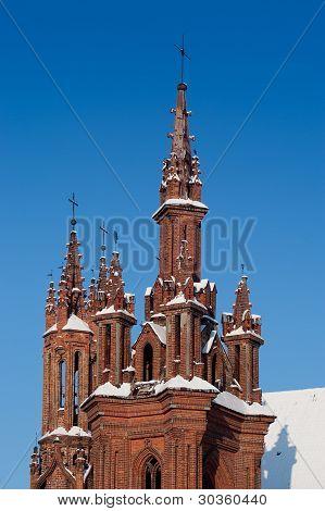 St Anne's Church Tower