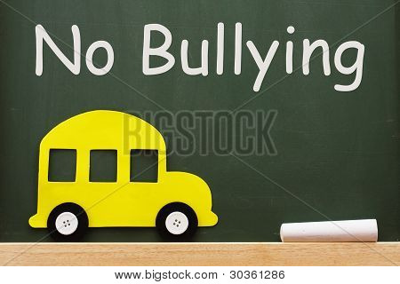 No Bullying Allowed