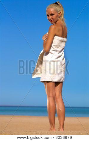 Beach Woman