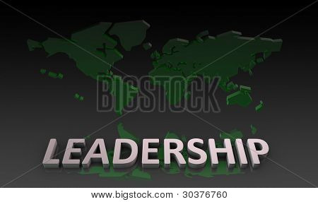 Leadership on a Global Scale in 3d