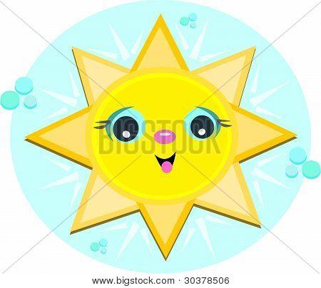 Happy Sun Rays