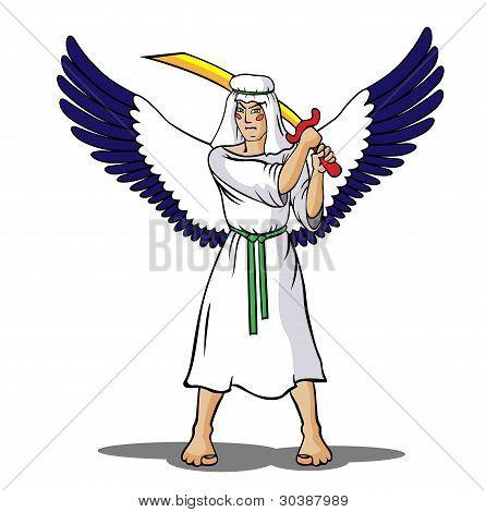 Angel-soldier