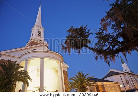 Churches In Tallahassee