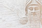 picture of sumerian  - Dating back to 3500 B - JPG
