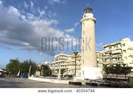 Lighthouse Alexandroupolis Greece