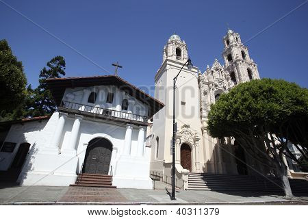 Mission Dolores, San Francisco