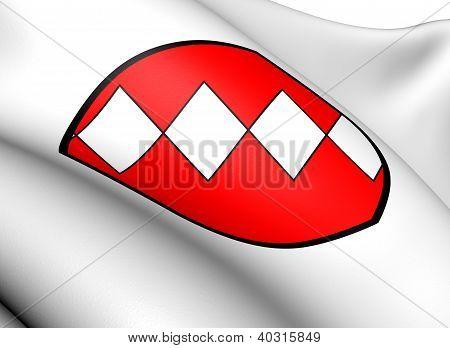 Biel-benken Coat Of Arms, Switzerland.