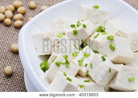 Queso de soja