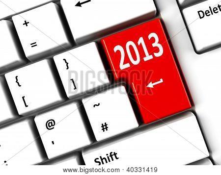 Computer Keyboard 2013