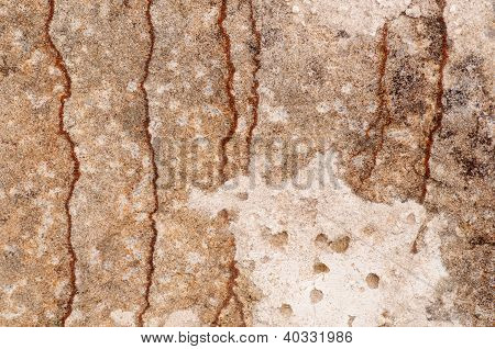 Abstract Geology