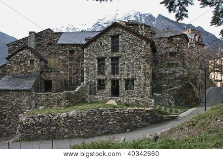 Rural Arquitecture Ar Pyreneens