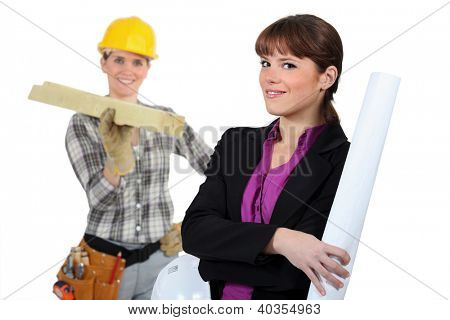 Female manual workers