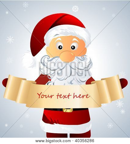 Christmas greeting card