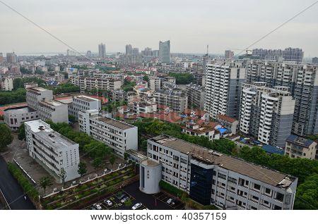 Yueyang City, China