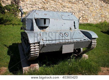 Tkf Tankette