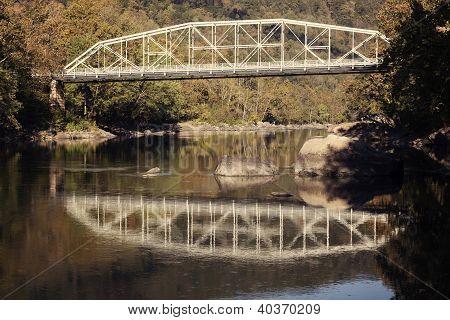 Old Bridge On New River