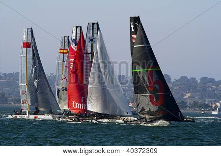 America's Cup World Series 2011
