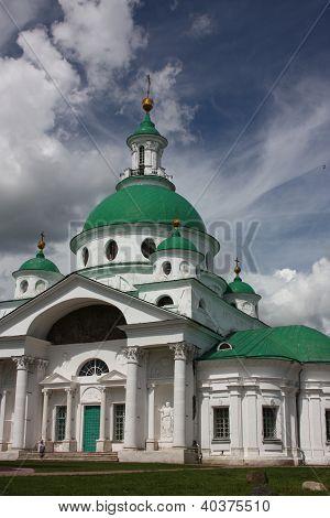 Rostov. Savior Yakovlevsky Dimitriev monastery. Cathedral Dimitri of Rostov.