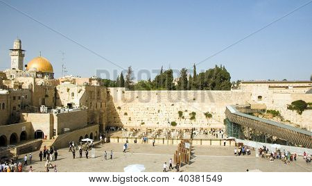 Editorial The Western Wall Jerusalem