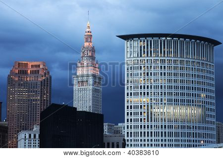 Cleveland Evening Time
